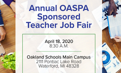 OASPA Job Fair
